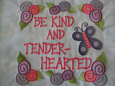 Be Kind and Tenderhearted-Great for child