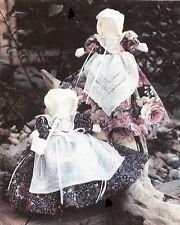 New Pattern  Easy to Make  Handkerchief Doll / Church Doll