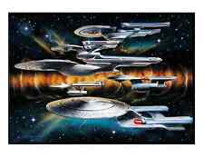 Star Trek - Enterprise Commemorative Lithograph