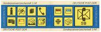 DDR xx SMHD 11ab N4 SELBSTBEDIENUNG - mit INHALT Nr. 2953 (599)