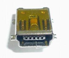 USB Einbaubuchse gew Folie Mini SMD Mont Steckverbinder Einbaukupplung Lötbuchse