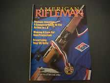 The American Rifleman, Magazine, NRA, July 1984, Crosman's Model 84 Air Rifle