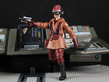 "Figure 1:18 Star Wars 3.75"" Naboo Security Force N-1 Starfighter Pilot S167"