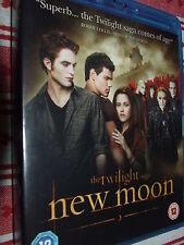 The Twilight Saga - New Moon BLU RAY