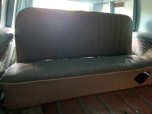 Holden Rear Seat For FB EK Panel Van