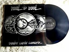 """SANDRO CARLO CAMERIN """"REAL TO REEL"""" LP PRIVATE JAZZ GUITAR CANADA"""