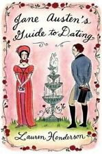 Jane Austen's Guide to Dating Henderson, Lauren Paperback