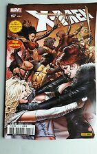 X-MEN ,Marvel France ,panini Comics ,état neuf ,numéro = 157