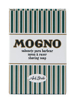 Rasierseife MOGNO 90g - Ach. Brito made in Portugal - Glycerin Kokosnussextrakt
