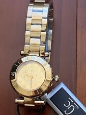 INEW AUTHENTIC GUESS COLLECTION Gc  X70109L6S GOLD TONE STAINLESS WATCH NWTB