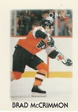 1987-88 O-Pee-Chee Mini Brad McCrimmon