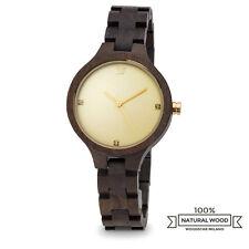 Orologio da polso legno | Wood Watch | Woodstar Milano - Modello MATIS