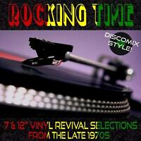 ROCKING TIME REGGAE REVIVAL MIX CD