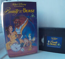 Beauty and the Beast - Disney's Animated Classic - Disney VHS Video