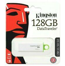 Kingston 128GB USB 3.0 DataTraveler I G4 USB Flash Pen Drive DTIG4 [GREEN]