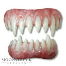 Moonstruck Effects Saphira Créature Dents Halloween Profx Supérieur Bas Placages