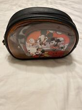Loungefly Disney Vintage Mickey Mouse 3 Piece Cosmetic Bag