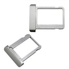 Metallo di ricambio nuovi Micro Sim Card Tray Holder PER iPad 2/3/4 Argento Regno Unito