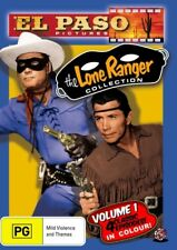 El Paso: Lone Ranger - Volume 1 NEW DVD (Region 4 Australia)