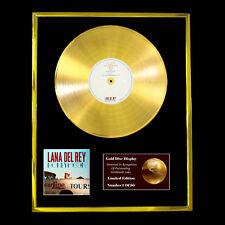 LANA DEL REY HONEYMOON CD  GOLD DISC VINYL LP FREE SHIPPING TO U.K.