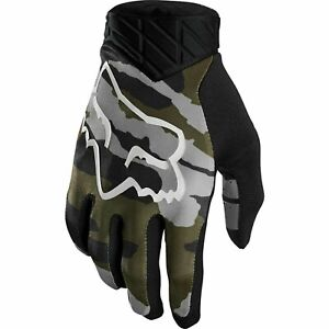 Fox Racing Flex Air Gloves Camo XXL New