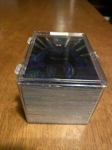 Batman Forever Metal Set 100 Cards by Fleer 1995 includes Checklist DC Comics