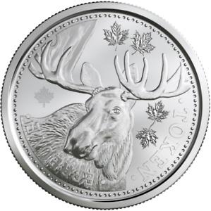 MOOSE L'ORIGNAL Security Test Token Royal Canadian Mint 2018 ResearchDevelopment