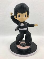 Precious Moments Elvis Presley Figurine: Jailhouse Rock  By Hamilton Collection