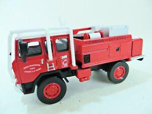 DEL PRADO '1992 CCF 2000 - IVECO 30 17 FIRE ENGINE'. 1:64. VERY GOOD.