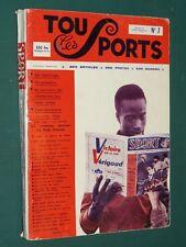 """Tous les sports (album de la revue """" Sport Mondial """") N° 7"""