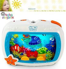 Baby Einstein Crib Sea Dream Soother Music & Lights Crib Cot Toy Mobile