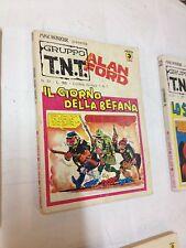 EDIITORIALE CORNO - ALAN FORD GRUPPO T.N.T. N.31 IL GIORNO DELLA BEFANA- IN BUON