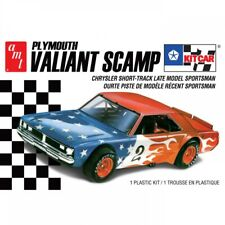 AMT 1/25 Plymouth Valiant Scamp Kit Car 2T AMT1171M