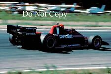 Niki Lauda Parmalat Brabham BT46B Swedish Grand Prix 1978 Photograph 4
