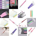 Nail Art Gel Design Pen Painting Polish Brush Dotting Drawing Manicure Tools Set