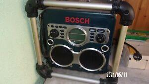 BOSCH Radiolader GML Professional Baustellenradio