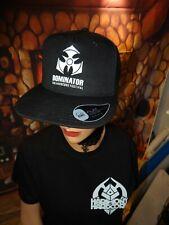 Biete Dominator Hardcore Hardstyle Snapback Cap