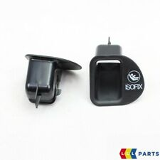 NEW GENUINE FORD FOCUS 04-08 C-MAX 03-10 CHILD SEAT ISOFIX MOUNTING SET 1332664