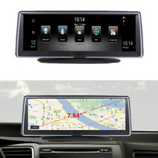 "7.84"" HD Car Dashboard DVR Video Recorder GPS Android GPS WIFI FM Transmitter"