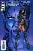 Witchblade/Tomb Raider (1998) One-Shot (Marc Silvestri Variant)