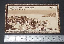 CHROMO PHOTO CHOCOLAT SUCHARD 1934 EUROPE TURQUIE TÜRKIYE ARNAOUT-KENI