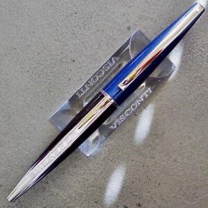 SHEAFFER TARANIS Metallic Blue Ball Point Pen Gift Boxed MSRP $45 FREE US Ship