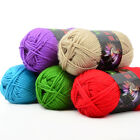 Wool Quality Soft Crafts Cashmere fiber hand Knitting Crochet Cotton Yarn 50g