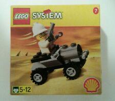Lego System 2541 Adventurers Car New&Sealed Vintage