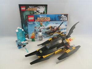Lego Super Heroes - 76000 Arctic Batman vs Mr Freeze Aquaman on Ice DC Comics