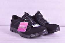 Women's Skechers Gratis - Strolling Slip On Fashion Sneakers, Black
