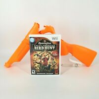 Remington Great American Bird Hunt Game for Wii with Orange Blaster