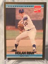 Donruss Pack Nolan Ryan Baseball Cards For Sale Ebay