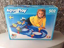 Vintage # Console Aquaplay 502 Canal Lock Water Playset #Nib