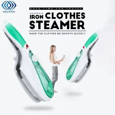 Steamer Brush Clothing Iron Portable Handheld Electric Steam Iron Kit Fabric Clo